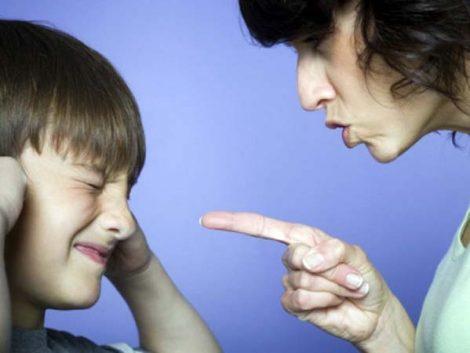 Las cosas que no debes decir a tus hijos