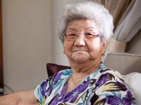 Ser abuelo en China