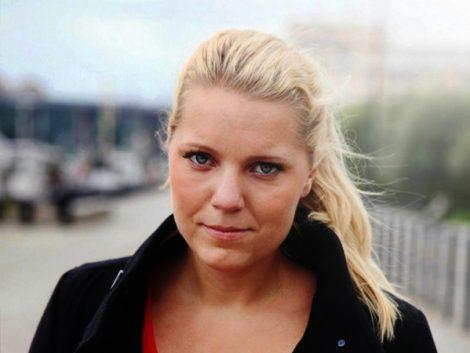 """""""Os creéis que en Suecia sólo hay cosas buenas, pero tenemos un lado oscuro"""""""