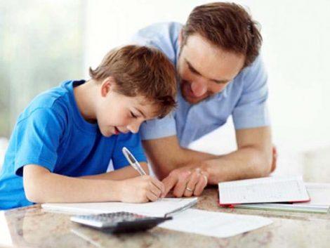 Cinco estrategias para que tus hijos rindan más en la escuela