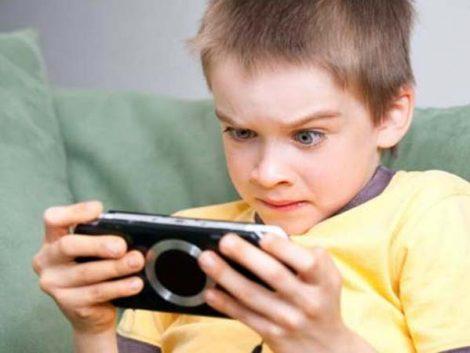 Niños, padres y videojuegos
