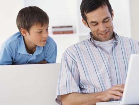 Redes sociales: cuando el peligro son los padres