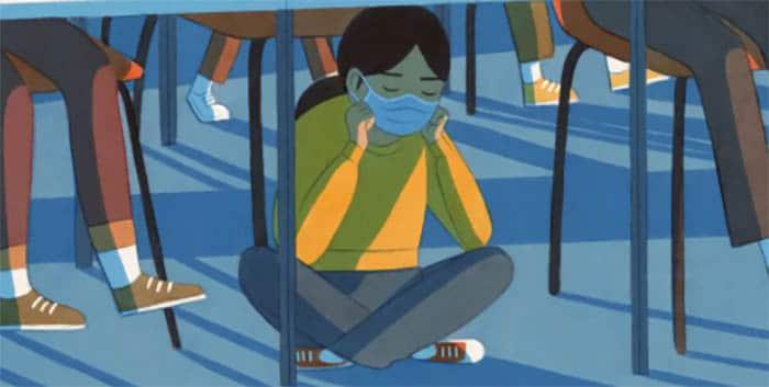 Otro posible efecto de la pandemia: más berrinches en las escuelas
