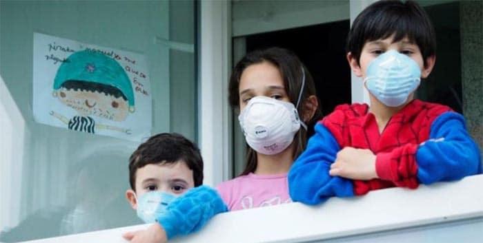 Cinco datos sobre el impacto de la pandemia en la infancia y adolescencia