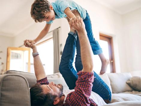 The Damage of Dad-Shaming