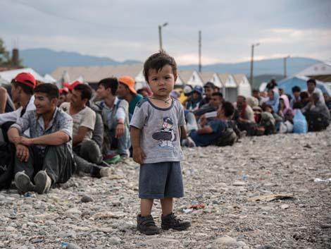 What we owe refugee children