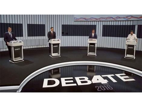 La familia, ausente en el debate a cuatro