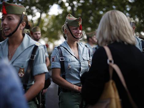 """Defensa reconoce la conciliación familiar como un """"derecho"""" de los militares"""