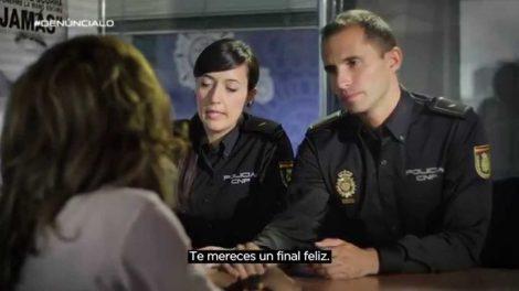 #DENÚNCIALO: Si lo haces, la Policía podrá ayudarte como víctima de la Violencia de Género