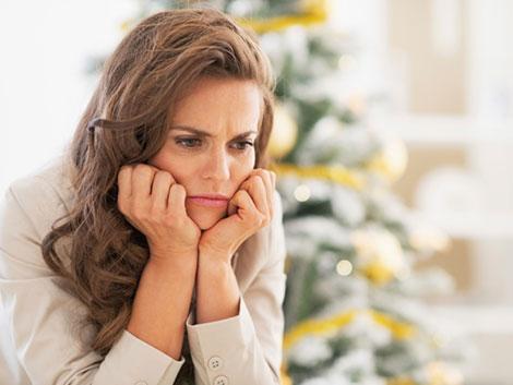 La depresión navideña: por qué me deprimo en Navidad