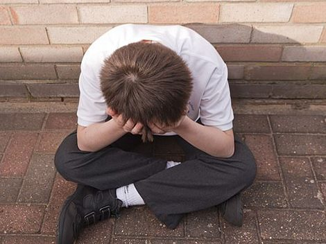 Signs of depression can be detected in children as young as seven, study finds