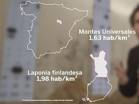Internet y movilidad: claves en el desarrollo de las zonas españolas más despobladas que el Ártico