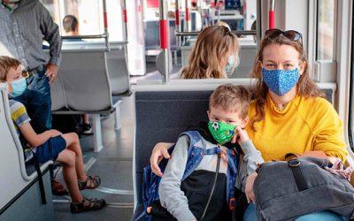 Un estudio en Dinamarca cuestiona la protección que dan los cubrebocas a los usuarios