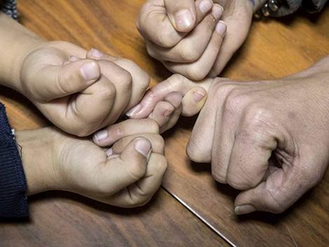 La pandemia provoca un lío judicial por las visitas en hijos de parejas divorciadas