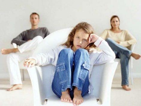 El coste social de las rupturas familiares