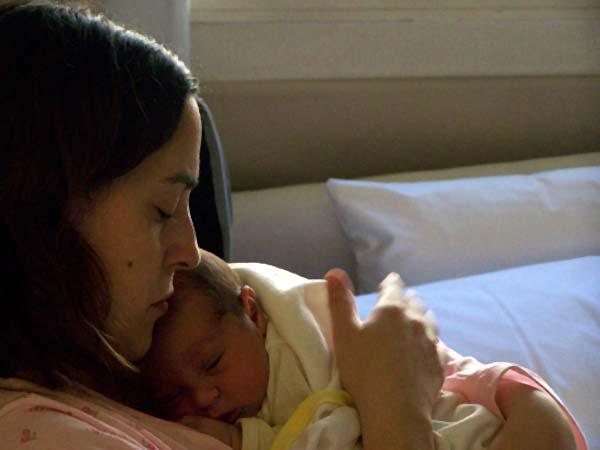 La maternidad en España