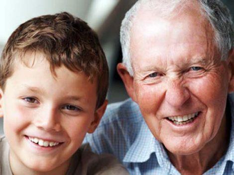 Percepciones en torno  a la educación y el  cuidado de los nietos