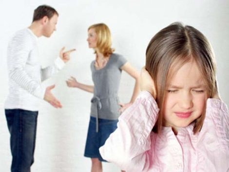 Ruptura de la pareja – Guía para afrontarla sin dañar a los hijos
