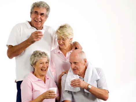 Envejecimiento activo y solidaridad intergeneracional