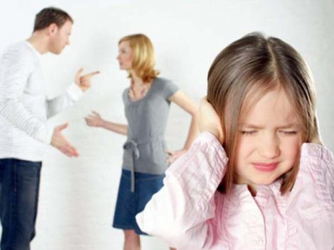 Efectos del divorcio en los hijos