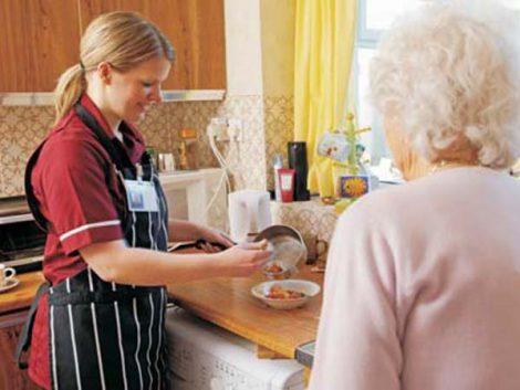 Hogares y servicio doméstico