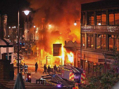 Informe final sobre los disturbios de agosto 2011 en Inglaterra