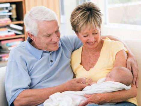 Motivación y hábitos de gasto de los abuelos norteamericanos
