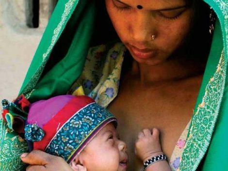 Situación de las madres en el mundo 2012