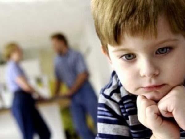 Cuando la ruptura lleva consigo la pérdida de contacto del hijo con el padre