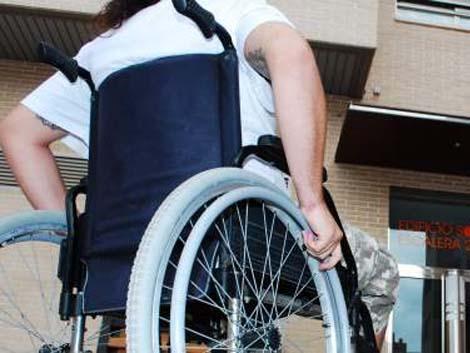 Acceso al mercado laboral de los discapacitados en paro