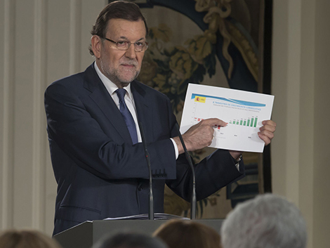 Siete gráficos sobre el paro que Rajoy no te va a enseñar