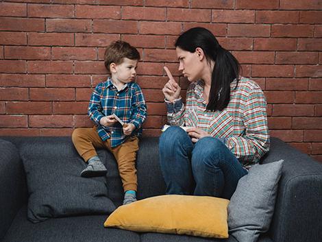 Diez frases prohibidas cuando eduques a tu hijo