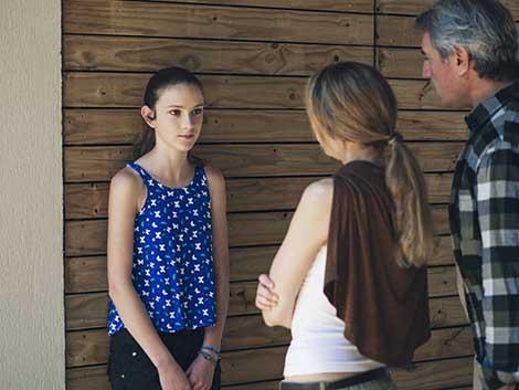 Usar el tono de voz correcto es clave para conseguir que los adolescentes cooperen