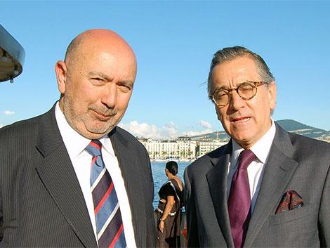El embajador colombiano Néstor Osorio