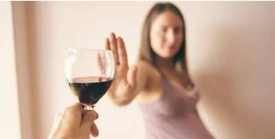 TEAF: no existe ninguna cantidad segura de alcohol durante el embarazo