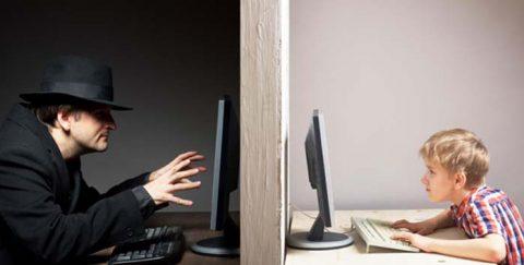 El tiempo que emplean los niños en Internet y el tipo de contenidos que consumen preocupa a las familas