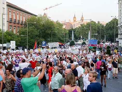 Madrid capital del envejecimiento