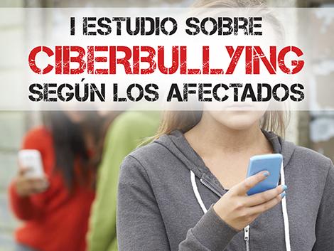 I Estudio sobre Ciberbullying según los afectados