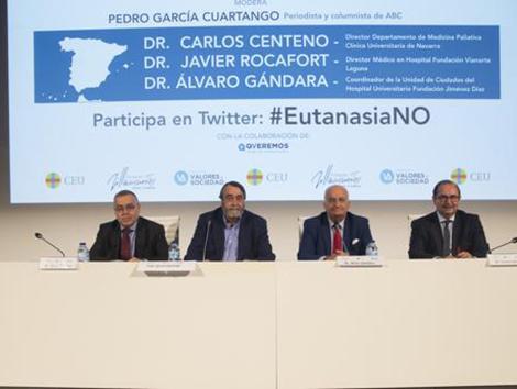 Médicos advierten del riesgo de despenalizar la eutanasia en España