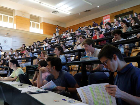 La EvAU de Madrid ya tiene fecha: 6, 7 y 8 de julio, debido a la crisis del coronavirus