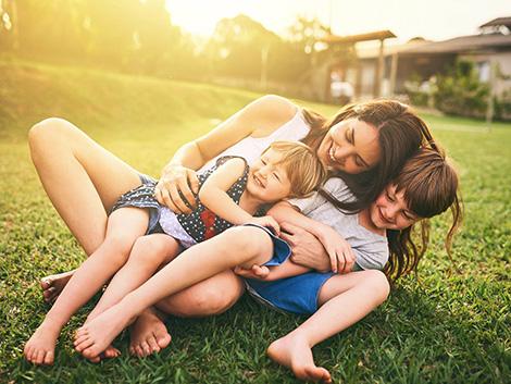 Siete cosas que puedes hacer para disfrutar con tus hijos y cargarte las pilas
