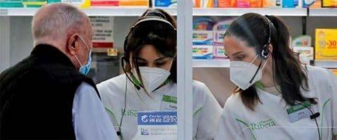 Revolución en las farmacias: «No vendemos ni un jarabe, pero sí muchos ansiolíticos»