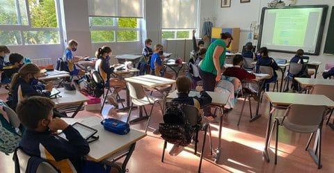 La Justicia anula la discriminación del castellano en colegios catalanes
