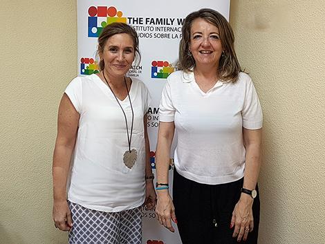 Reunión con la Fundación Isabel Gemio