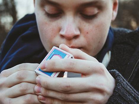 Las arterias acusan el daño del tabaco y el alcohol ya en la adolescencia