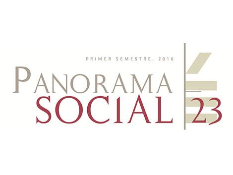 Panorama Social nº23 'Retos demográficos'