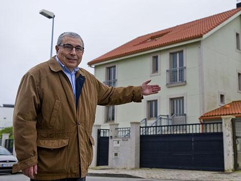 «Ofrezco mi casa para compartirla con más gente mayor que esté sola»