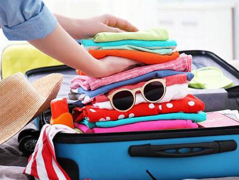 Cinco pasos para que hacer la maleta no vuelva a ser una pesadilla