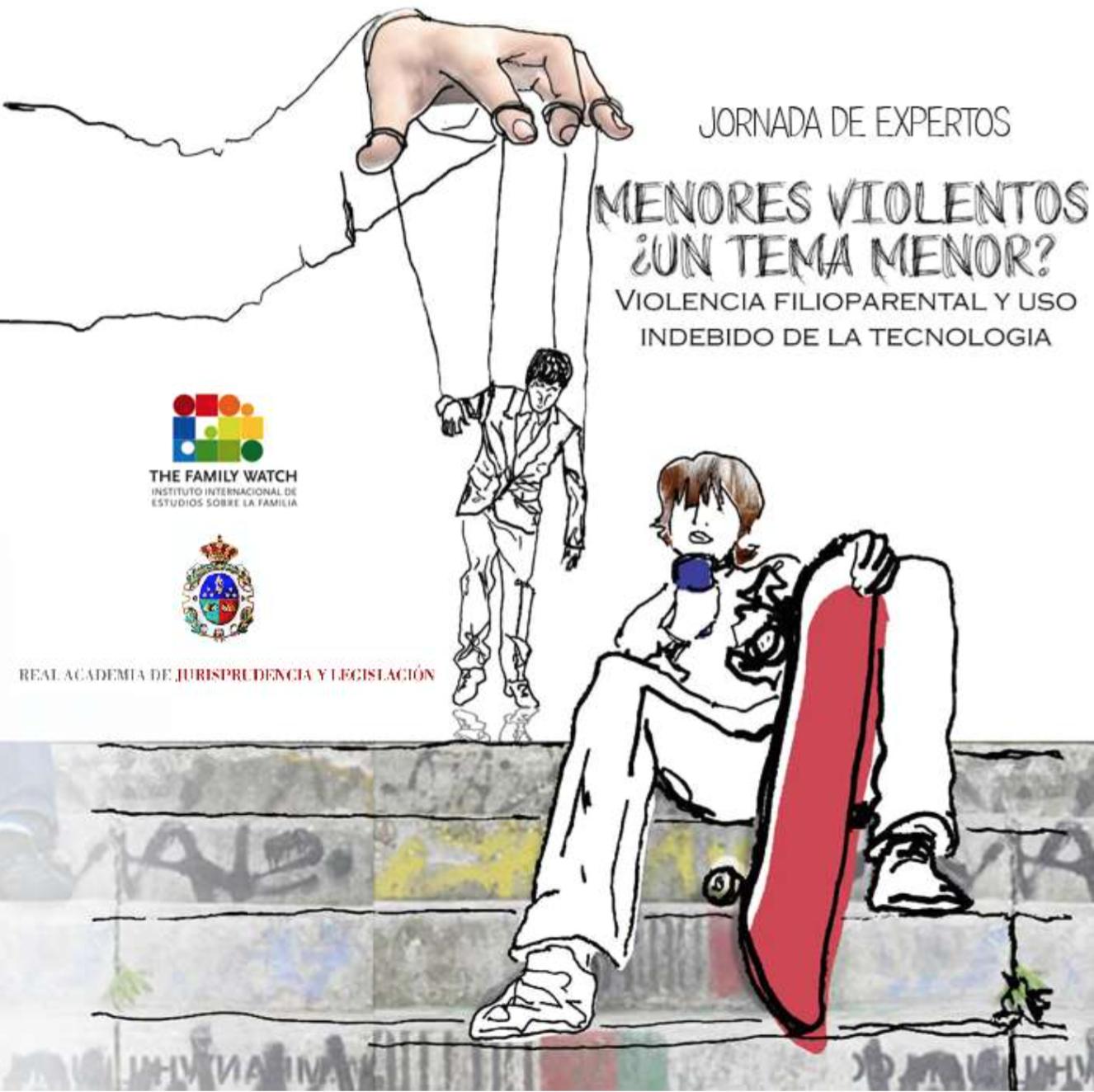 Jornada de Expertos: Violencia filioparental y uso indebido de la nueva tecnología