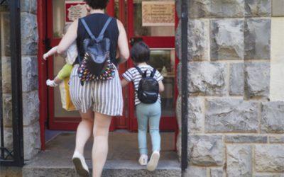 Las familias con hijos gastan un 69% más que los solteros durante septiembre